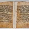 Folios 51v-52r: Genesis 24:56-25:12
