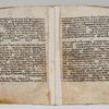 Folios 65v-66r: Genesis 29:12-30:1