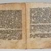 Folios 67v-68r: Genesis 30:1-30:26