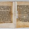 Folios 91v-92r: Genesis 37:16-38:1