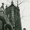 Detail of the exterior of St. Martin's Episcopal Church, Harlem