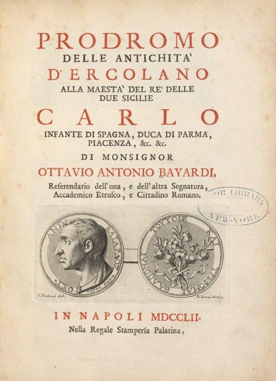 Fascinating Historical Picture of Ottavio Antonio Baiardi in 1752