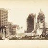 Ruins of buildings]