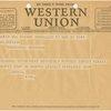 Western Union Telegraph