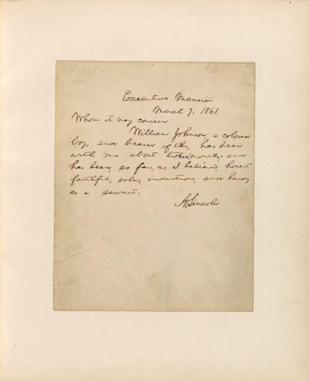 on 3/7/1861