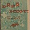 Dada siegt! (Cover)