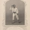 Mr. Ira Aldridge as Mungo in The Padlock