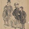 "Messrs. Gilbert & Sullivan ; and Stephens & Solomon, ""We never speak as we pass by."""