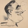 Jerry Costello in the Knickerbocker News, Albany, N.Y. [Caricature of Franklin D. Roosevelt]