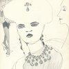 Untitled, Female Figure, Fashion, Jewelry]