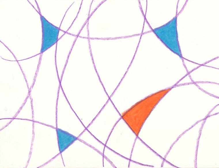 [Untitled, Circular Pattern]