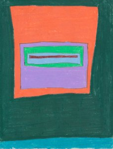 [Untitled, Rectangles of Color]