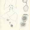Untitled, Female Figures, Fashion, Jewelry]