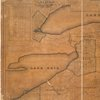 Map of the western part of the state of New York , 1823