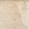 Post route map of the states of Kansas and Nebraska : showing post offices with the intermediate distances and mail routes in operation on the 1st of December, 1900