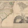 United States of Nth. America = Carte des Etats-unis de l'Amérique septentrionale