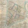Hooker's new pocket plan of the city of New York