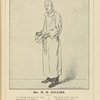 Mr. H. D. Gillies