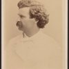 "Ritzmann, Charles L., Portrait photograph of Samuel Clemens. Previously given as ""Fitzman, Charles L."""