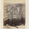 The Yosemite Falls, from Sentinel Dome.