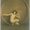 "Doris Humphrey (nude) in ""Hoop Dance"""
