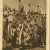 La Croisière Noire Guerriers en Costume de Parade (Région du Niger)