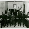 W.E.B. DuBois and members of the New York State Commission