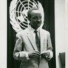 Prime Minister Julius  K. Nyerere, of Tanganyika