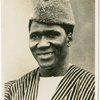 Sekou Toure, first head of state of Guinea