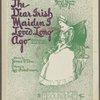 The dear Irish maiden I loved long ago