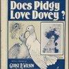 Does pidgie love dovie?