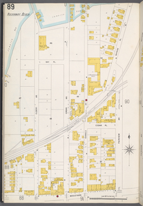 Queens V. 4, Plate No. 89 [Map bounded by Jamaica Bay, Fairview Ave., Boulevard, Eldert Ave.]