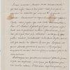 "A.L.S., 1760 Feb. 27, Voltaire, ""aux D'lices"", to M. [Ami] Camp, at Lyon"
