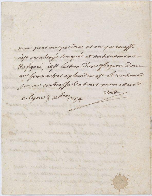 on 12/3/1754