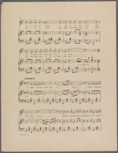 I wants to be a leading lady ; words by George Totten Smith ; music by Harry Von Tilzer.