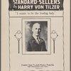 Sheet music, 1901