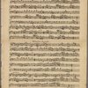 Two favorite minuets: for the German flute, violin, and harpsichord