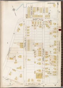 Queens V. 8, Plate No. 6 [Map bounded by Jamaica Bay, Gipson, Mott Ave., Beach 24th St. North]