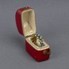 Engagement ring given to Harriet Westbrook by Percy Bysshe Shelley [view 1]