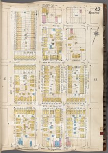Queens V. 6, Plate No. 42 [Map bounded by Atlantic Ave., 126th St., 101st St., 123rd St.]