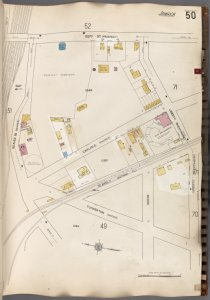 Queens V. 6, Plate No. 50 [Map bounded by 159th St., Liberty Ave., Tuckerton, Beaver Rd.]