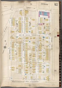 Queens V. 6, Plate No. 62 [Map bounded by Liberty Ave., Van Wyck Blvd., 107th Ave., 133rd St.]