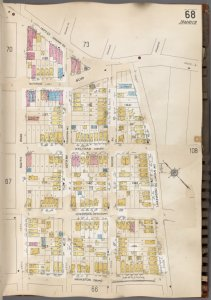 Queens V. 6, Plate No. 68 [Map bounded by 150th St., Lakewood Ave., Princeton, South Rd.]