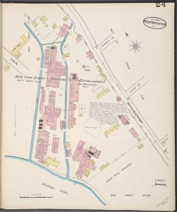 Staten Island, Plate No. 24 [Map bounded by Broadway, Van]