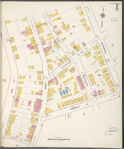 Staten Island, V. 1, Plate No. 2 [Map bounded by Westervelt Ave., Crescent Ave., Carlyle, York Ave.]