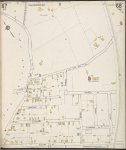 Staten Island, V. 1, Plate No. 67 [Map bounded by Burgher Ave., Richmond Rd.]