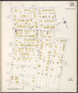Staten Island, V. 2, Plate No. 126 [Map bounded by Anderson Ave., Lexington Ave., Catherine, Richmond Ave.]