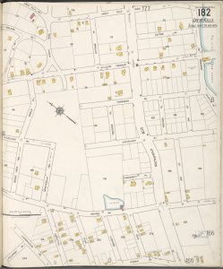 Staten Island, V. 2, Plate No. 182 [Map bounded by Creat Kills Rd., Mansion Ave., Fitzgerald Ave., Hill Crest Ave., Grand View Ter.]