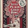 Little plain gold ring