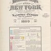 Insurance maps of the City of New York (Borough of Manhattan). Surveyed and published by Sanborn-Perris Map Co., Limited. 115 Broadway, 1899. Volume 4.
